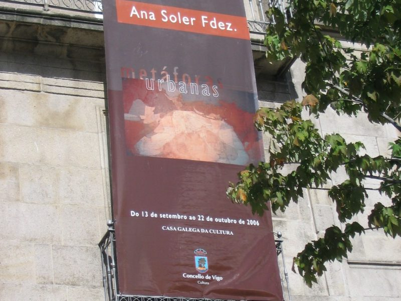 Casa da Cultura Galega. Metáforas Urbanas, 2006