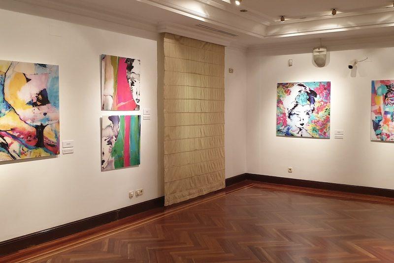 Casa de Cultura Galega, Madrid, 2019