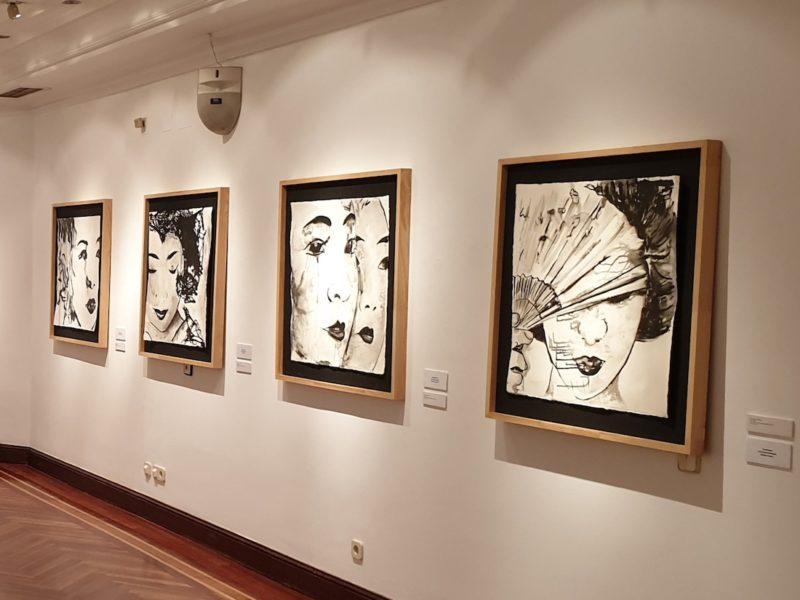 En Navidad, regala arte. Casa de Cultura Galega, Madrid, 2019