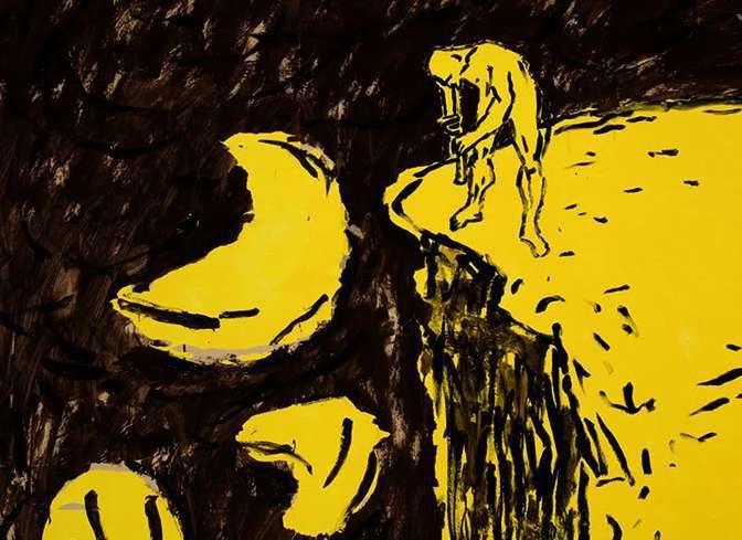 Obra de Antón Pulido. Quien me inspira